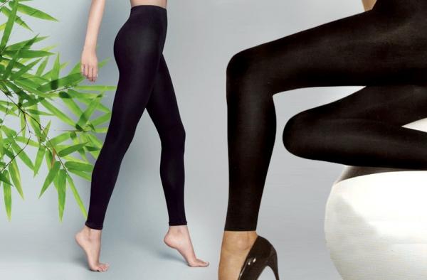 186e318cdc24 Legíny z príjemného materiálu pohladia vašu pokožku a dokonale sa  prispôsobia tvaru vášho tela. Sú vyrobené z čistého prírodného bambusového  vlákna.