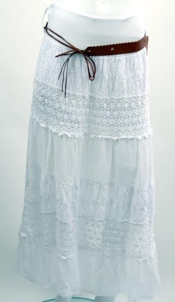 6f74561f789d Dôležité. Letná vzdušná sukňa ...